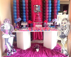 Decora��o Monster High Proven�al, clean