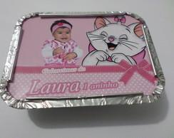 Marmitinhas Personalizadas Gata Marie