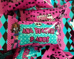 Bala personalizada Monster High