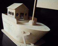 Barco decora��o festa aniversario 50 cm