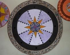 Mandala TUTORIAL - 100 Cm