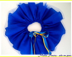 Saia Tutu envelope - Azul Royal