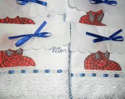 Lembrancinha - Toalha Spiderman