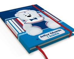 Livro de Mensagens Urso Marinheiro