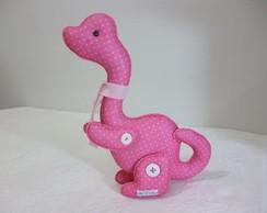 Dinossauro c/pesco�o esticado - M�dio