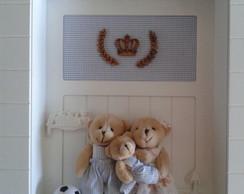 Porta Maternidade Fam�lia Urso 1