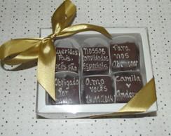 Convite No Chocolate