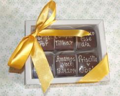 Lembran�a no Chocolate 6 bombons