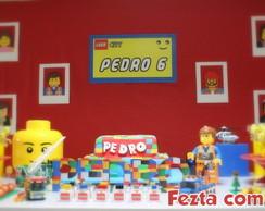 Decora��o Lego