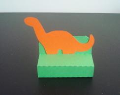 Caixa para BIS duplo tema dinossauro