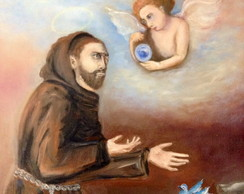 S. Francisco e o Anjo