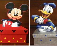 Turma do Mickey - Enfeite/Lembrancinha