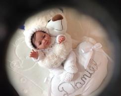 Enfeite de Maternidade com Beb� Reborn