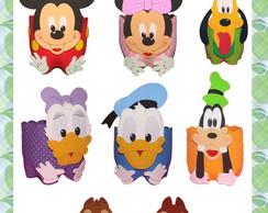 Molde Apliques Mickey para PET