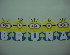 Painel dos minions