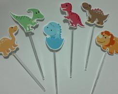 Toppers Corte Especial - Dinossauros