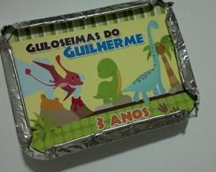 Marmitinha Personalizada - Dinossauros