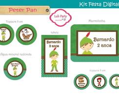 Kit Festa Digital Peter Pan