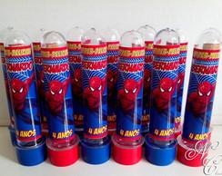 Tubete - Homem Aranha