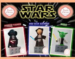 Fofuxos 3D Lego Star Wars