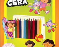 Giz de Cera - Dora A Aventureira