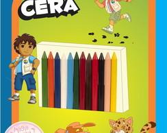 Giz de Cera - Go Diego Go