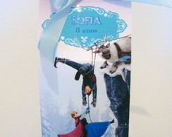 Caixa Milk Cole��o Frozen