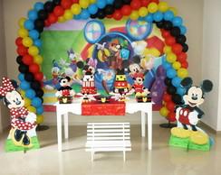 Decora��o Festa Infantil Mickey e Minnie