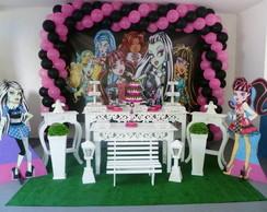 Decora��o Festa Monster High