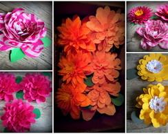 Kit Flores de todas as cores!