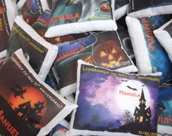 Almofada Halloween kit com 20 pe�as