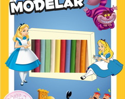 Massa de Modelar - Alice Desenho