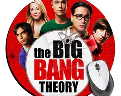 MOUSE PAD THE BIG BANG THEORY II