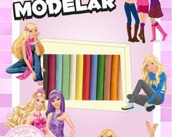 Massa de Modelar - Barbie