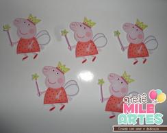 Recorte Peppa Pig (20 unid)