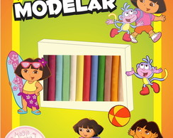 Massa de Modelar - Dora A Aventureira