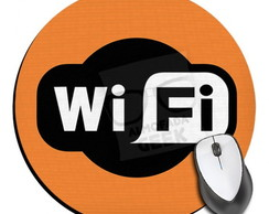 MOUSE PAD REDE WI-FI
