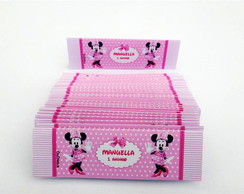 LAPELA P/ DOCES MINNIE 20 UN