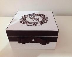caixa para noivo