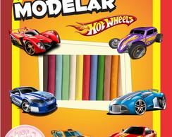 Massa de Modelar - Hotwheels