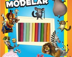 Massa de Modelar - Madagascar