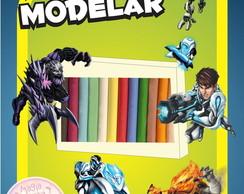 Massa de Modelar - Max Steel