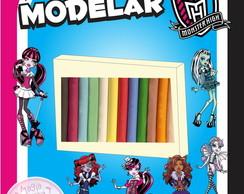 Massa de Modelar - Monster High