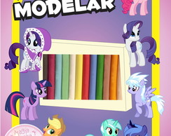 Massa de Modelar - My Little Pony