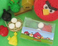 Kit Lembran�a Angry Birds