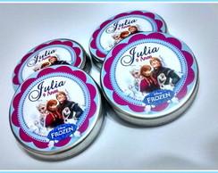 Latinhas Personalizadas Frozen
