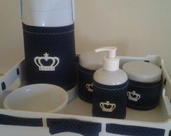 Kit Higiene Pr�ncipe Encantado
