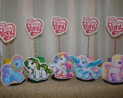 Enfeite mesa Pony