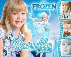 Lembrancinhas Frozen com filminho 9x6cm