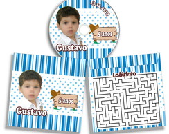 Envelope Personalizado p/ DVD ou CD